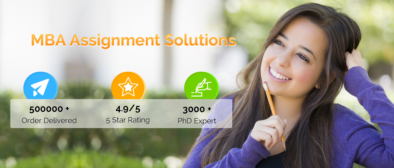 MBA Assignment Solutions